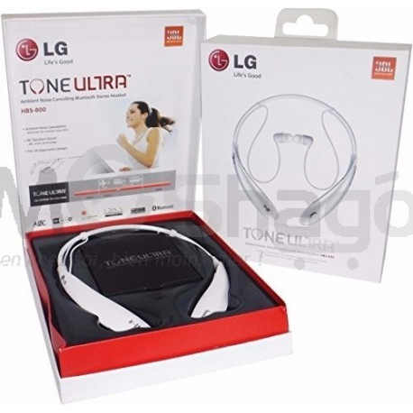 Casque Bluetooth Tone Ultra - LG HBS-800