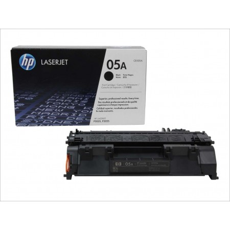 HP 05A - CE505A Toner Noir