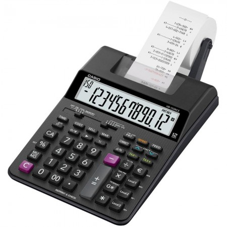 Calculatrice à imprimante HR-150TM