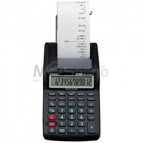 Calculatrice imprimante portative CASIO (HR-8TM)