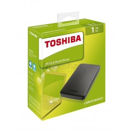 Disque dur externe - Toshiba 1 To