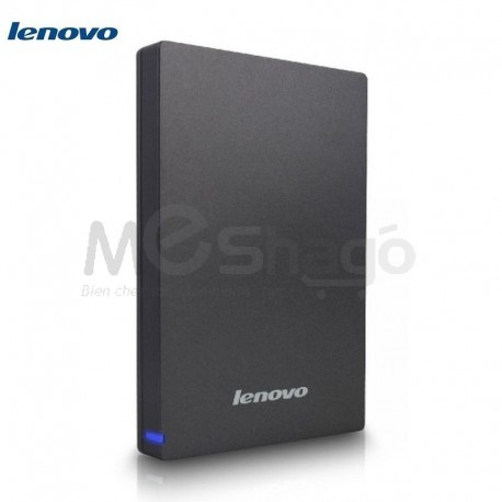 "Disque dur externe Lenovo F309 1TB 2,5"""