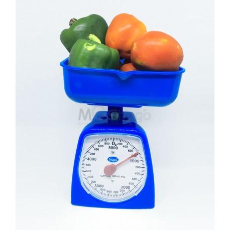 Petite balance de cuisine fine analogique jusqu'à 5 KG
