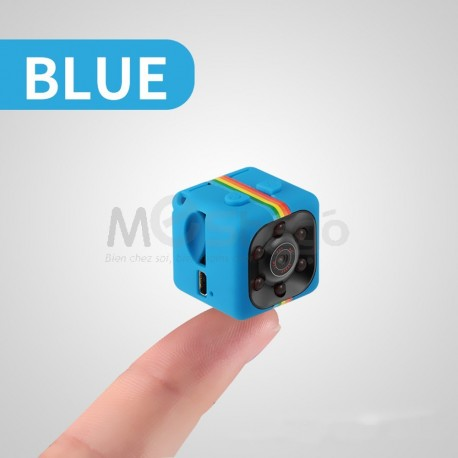 Mini Caméra SQ11 HD 1080p avec Vision Nocturne