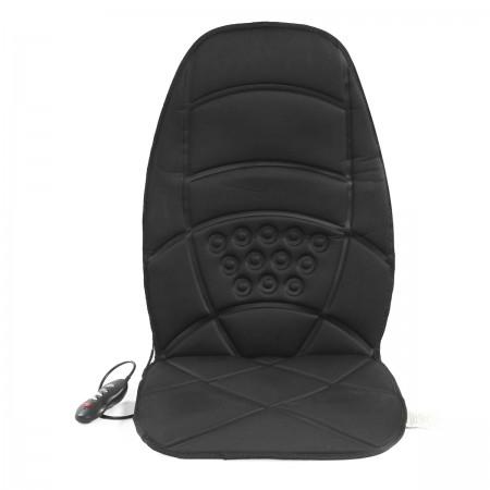 Matelas de massage ajustable avec support lombaire chaleur calmante